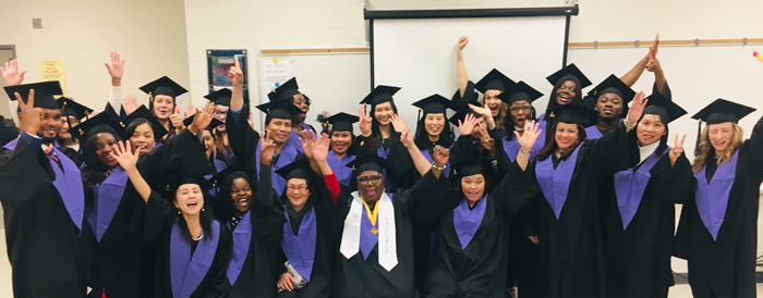 Photo of PSW Fall Grads 2018