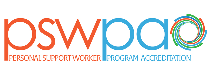 Personal Support Worker Logo
