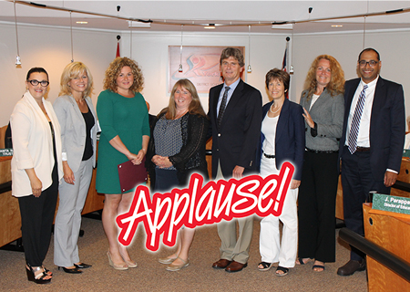 September Applause