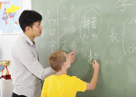 International Languages Credit Courses