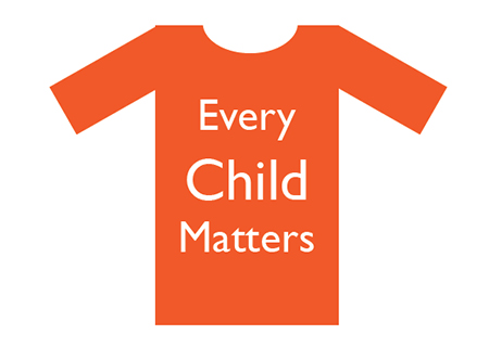 Orange Shirt Day - September 29
