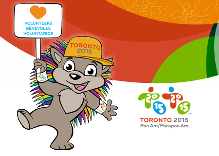Pan Am/Parapan Am Volunteer Opportunities