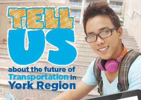 York Region Transportation Survey for Secondary Students