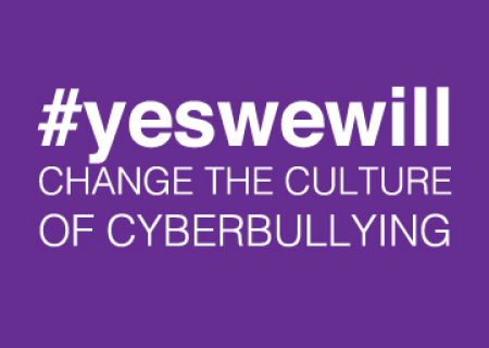 Change the Culture of Cyberbullying - #yeswewill
