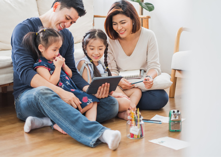 Continue Learning at Home - Technology Access Questionnaire