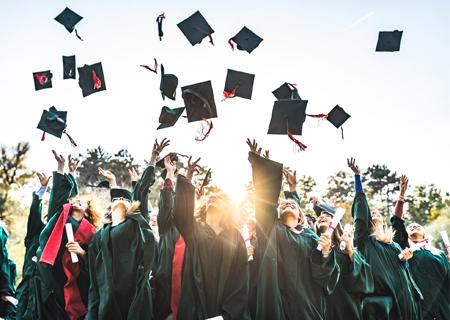 Secondary Virtual Graduations