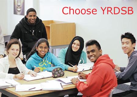 Choose YRDSB
