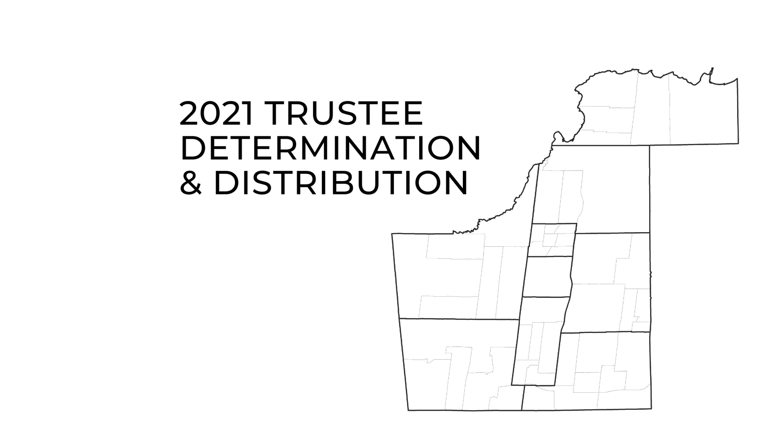 Trustee Determination and Distribution - Consultation and Survey