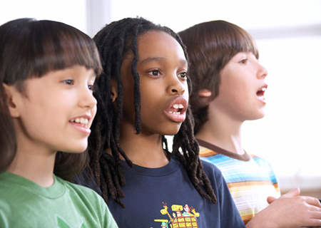 Auditions for the York Region Children's Chorus