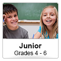 Button to Junior Classroom Pages
