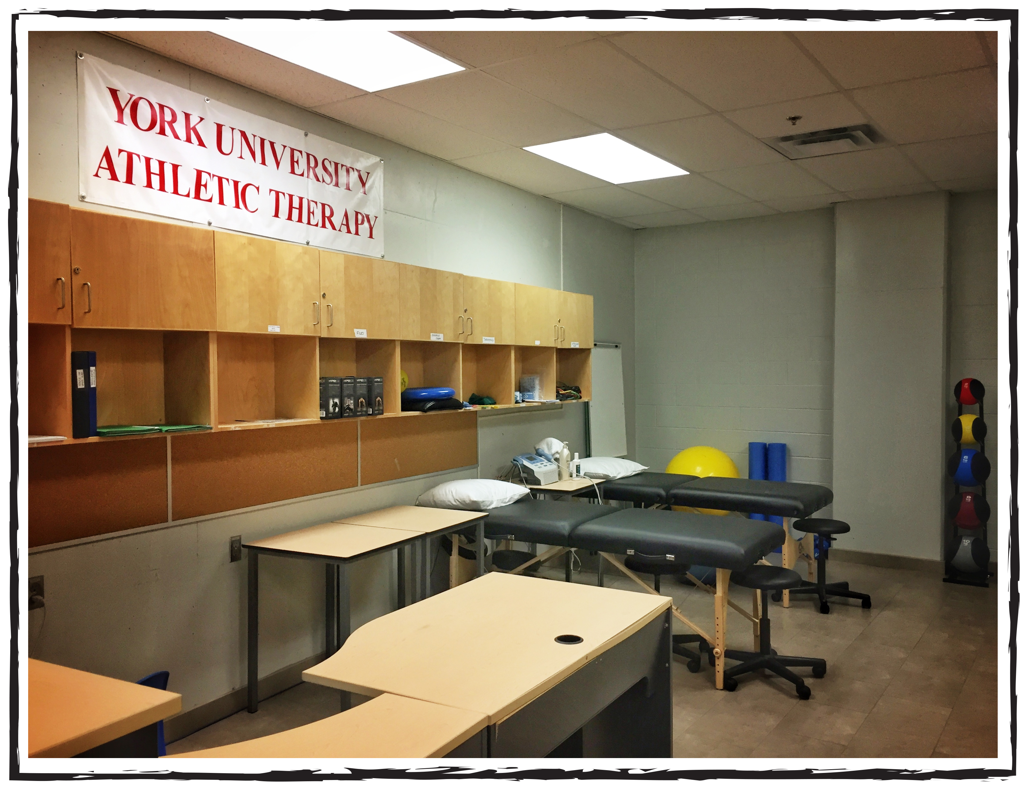 York University Atheltic Therapy Centre