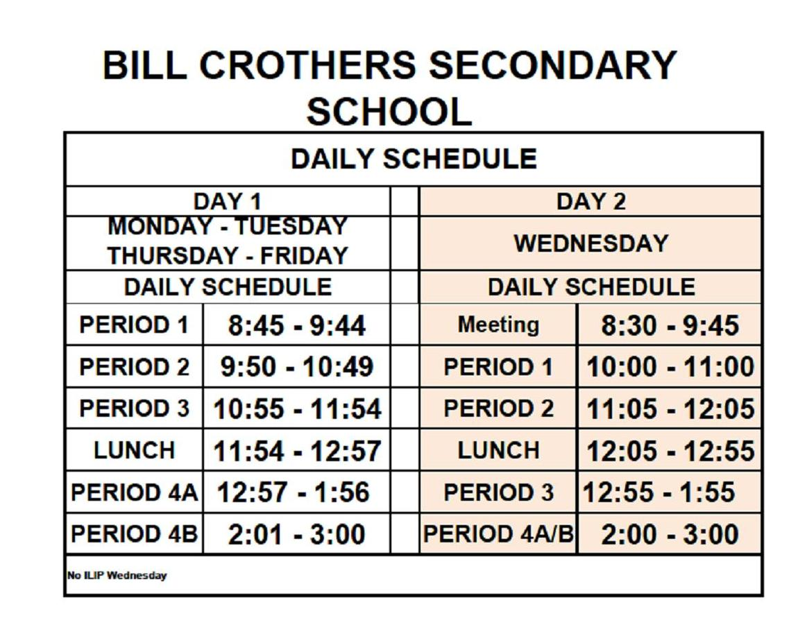 DAY 1 - DAY 2 SCHEDULE - ILIP student timetable.pdf