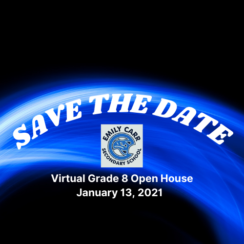 ECSS Virtual Grade 8 Open House