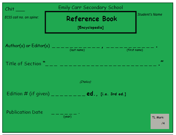 Pages mla chits support reference book ccuart Images