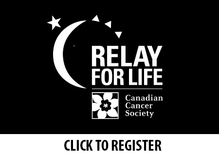 Relay for Life-June 1, Register by May 8