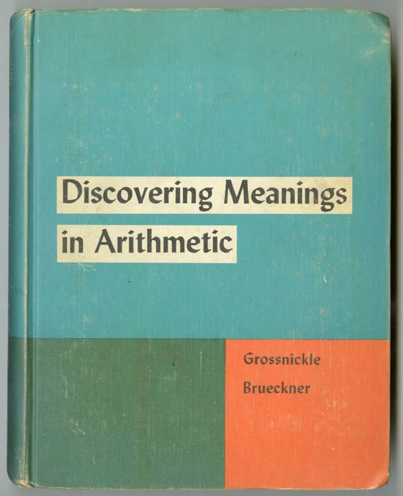 Dioscovering Meaning in Arithmetic cover