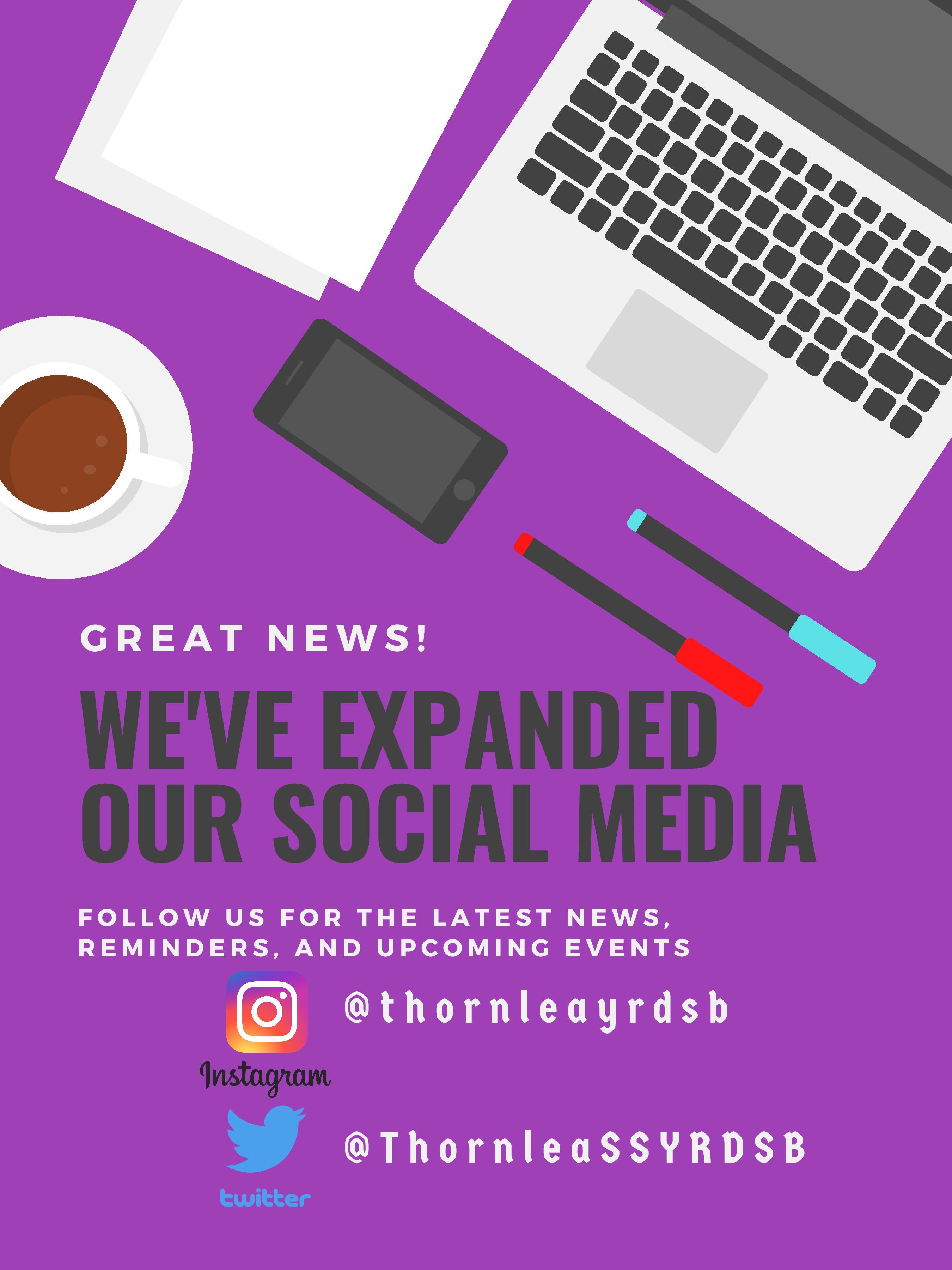 Thornlea Social Media
