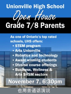 Grade 8 Parent Information Night